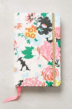 Rosy Outlook 2016 Planner - anthropologie.com #anthrofave