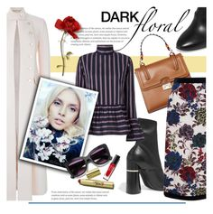 """DARK FLORAS"" by edita1 ❤ liked on Polyvore featuring 3.1 Phillip Lim, Le Sarte Pettegole, Valentino, Giamba, Temperley London and darkflorals"