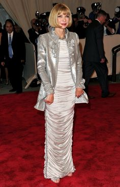 See how the Vogue editor-in-chief (and Met Gala chairwoman)'s style has changed from 1989 to now