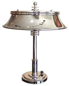 Machine Age Lamp