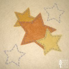 FREE Applique Patterns | Wee Folk Art. Many shapes and sizes.