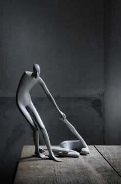 Twisting Bronze Figural Sculptures by Isabel MiramontesSpanish sculptor Isabel Miramontes creates figural bronze sculptures that bring a visual movement to ordinary silhouettes. Her works provide... http://littlelimpstiff14u2.tumblr.com/post/160242567305/art-sculpture-bronze-twisting-figural-isabel-miramontes