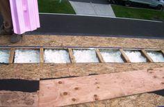 Kiefaber foam in roof Fiberglass Insulation, Home Insulation, Energy Saving Tips, Save Energy, Spray Foam, Outdoor Decor