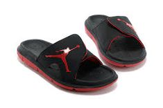 2017 Air Jordan Hydro Retro Slide Black Red For Sale,Discount shoes,cheap sneakers