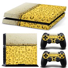 Gold Motiv In Many Styles Flight Tracker Xbox One Skin Design Foils Aufkleber Schutzfolie Set Video Game Accessories