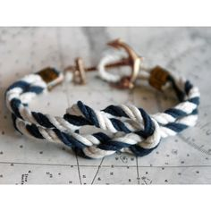 ACK Latitude Triton Knot Bracelet by Kiel James Patrick on Country Club Prep // Email xcgal98@gmail.com for a 20% off code + free shipping