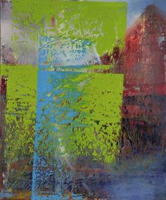 Gerhard Richter » Art » Paintings » Abstracts » Abstract Painting » 630-4