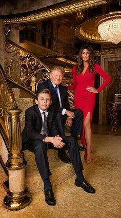 Our next First Family!!!!