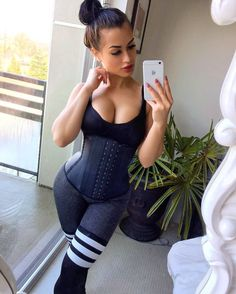 Hourglassify Pro Latex Waist Trainer with 25 steel bones is becoming our #1 Seller!!!! With its high quality latex and durable support women all over are purchasing this amazing waist trainer at little of the cost!! Our goal is to help women across the world to create the Hourglass Figure their hearts desire  Who's joining the Snazzy Waist Movement!?! Visit Hourglassify.com for your next affordable waist trainer! Check Out our Entire Collection at https://hourglassify.com