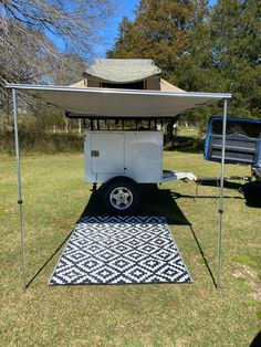 A little project Camping Trailers, Outdoor Decor, Projects, Home Decor, Log Projects, Blue Prints, Decoration Home, Camp Trailers, Room Decor