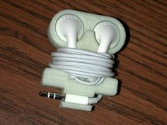 Apple+Earbud+Holder+by+HPaul.