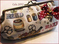 *Caprichos de Calabacina*: monederos y bolsos