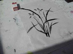 Chinese Brush Painting - Orchid for absolute beginner 3