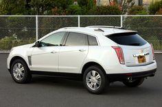Cadillac SRX    this is my big girl car!