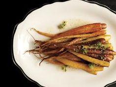 Joe Beef's Carrots with Honey