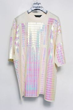 hologram tee // jersey