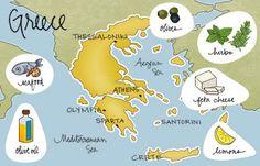 O que se bebe, hein? Grécia - O Bar Virtual