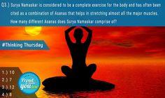 Surya Namaskar is a complete exercise! #DrAtulPeters #TeamBariatric #ThinkingThursday #Info #Yoga
