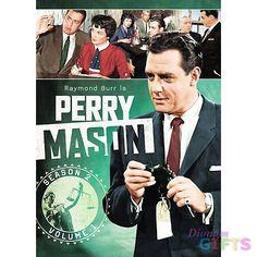 PERRY MASON:SECOND SEASON VOL 1