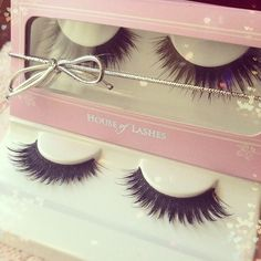 ♡ False Lashes by House of Lashes #houseoflashes #noirfairy