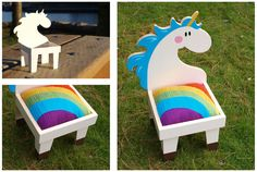 In honor of empty chairs everywhere, here is an empty Unicorn chair. Invisible Obama may, or may not, be sitting on it. Depends on your political leanings.