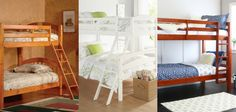 Best 5 Twin Wood Bunk Beds