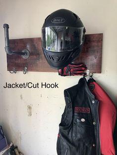 Soporte de casco de motos