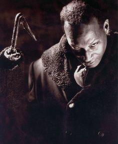 Horror Icon - Candyman. I love Tony Todd!