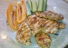Mustáros grillezett csirkemell | Kalicz-Dóra Mónika receptje - Cookpad receptek