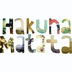 it means no worries...