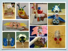 27 Best Trash To Treasure School Project Ideas Images Crafts For