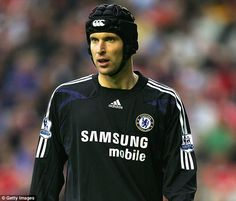 Petr Cech played alongside Terry a massive 391 times in the colours of Chelsea