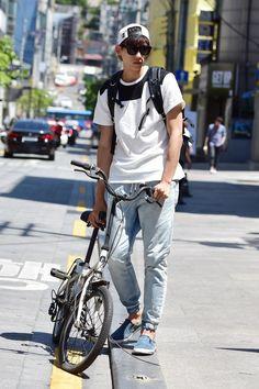 Model : David Cho (YG Kplus)