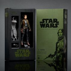 """Thoughts on the  Hasbro Reveal Star Wars Jyn Erso Black Series 6"""" SDCC/Canadian Fan Expo Promotional Pack?  #starwars #hasbro #SDCC #candianfanexpo #blackseries #sixinch #jynerso #toys #toystagram #FLYGUY #FLYGUYtoys"""