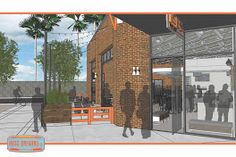 huss brewery uptown - Google Search