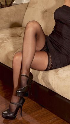 Stockings And Heels
