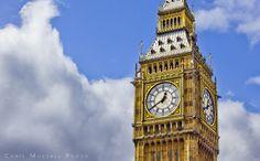 Elizabeth Tower by Chris Muzzall on 500px