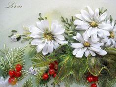 Gallery.ru / Фото #1 - ФРАГМЕНТЫ ВЫШИТЫХ РАБОТ - Lorra58