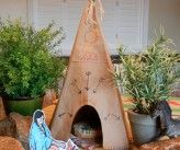 Native American Tipi Craft Project
