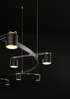 BALANCE 25 by Buschfeld Design | Track lighting