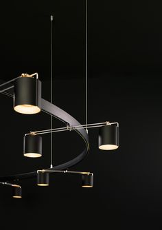 BALANCE 25 by Buschfeld Design | Track lighting