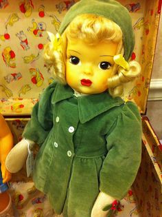 Terri Lee Doll even the same outfit my doll had