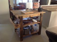 touchwood creations rustic pallet pallet wood wood console console ...
