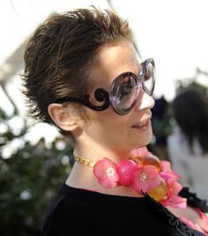 Gabriela Azevedo with necklace Amélia Antunes