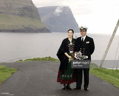 June 22, 2005--Queen Margrethe Ii, Prince Henrik, Crown Prince Frederik & Crown Princess Mary Of Denmark'S Four-Day Visit To The Faroe Islands.Visit To The Northern Islands & Eysturoy.
