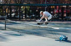 Stan Smith, a skateboarding legend