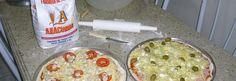 Receita de Massa de pizza profissional - Show de Receitas