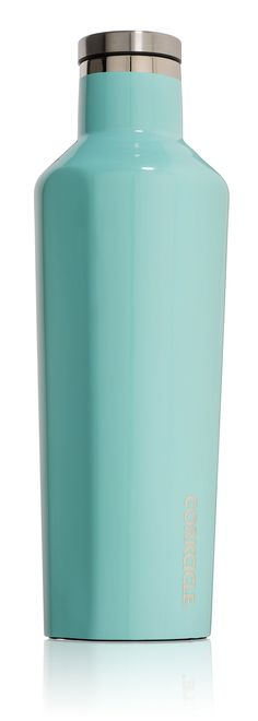 Amazon.com: Corkcicle Canteen Insulated Stainless Steel Bottle/Thermos, 9 oz, Pink: Kitchen & Dining