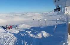 Skiing in Glencoe Christmas Makes, Xmas, Cairngorms, Mount Everest, Skiing, Scotland, Mountains, Places, Travel