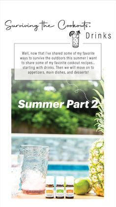 Yl Essential Oils, Young Living Essential Oils, Raw Food Recipes, Great Recipes, Brunch Drinks, Cookout Food, Healthy Living Tips, Toddler Crafts, Healthy Drinks